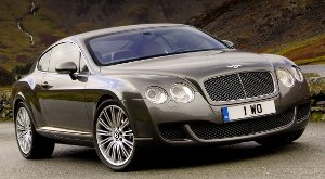 Bentley Continental - Coupe