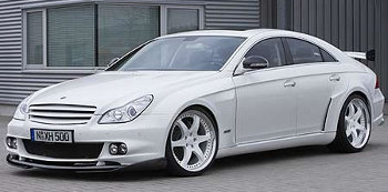Mercedes CLS - Coupe